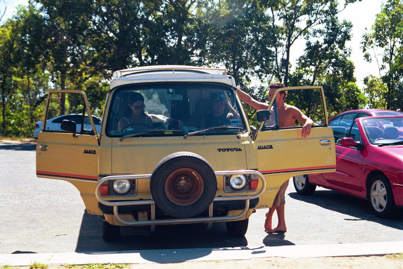 featured image Backpacking in Queensland: Woran ich mich von 2003 noch erinnere