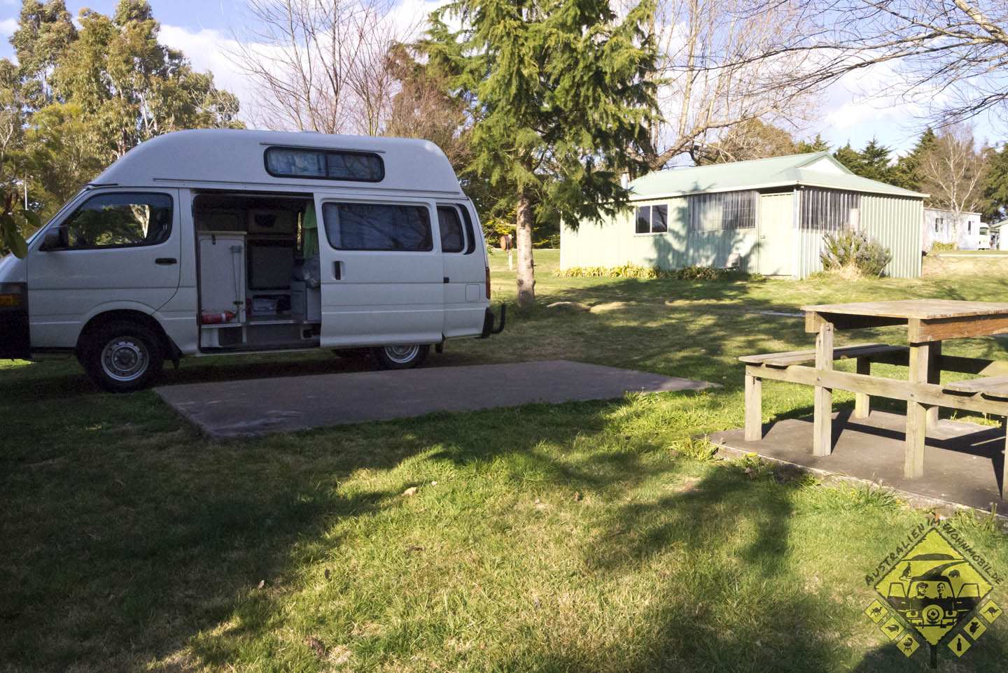 featured image Guyra Summit Campground – Campingplatz Review