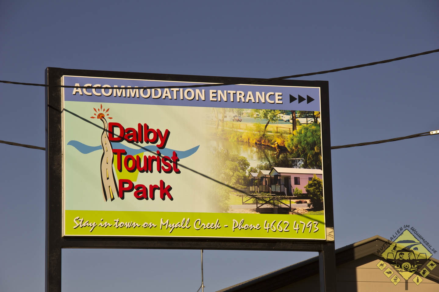 featured image Dalby Tourist Park – Campground Review