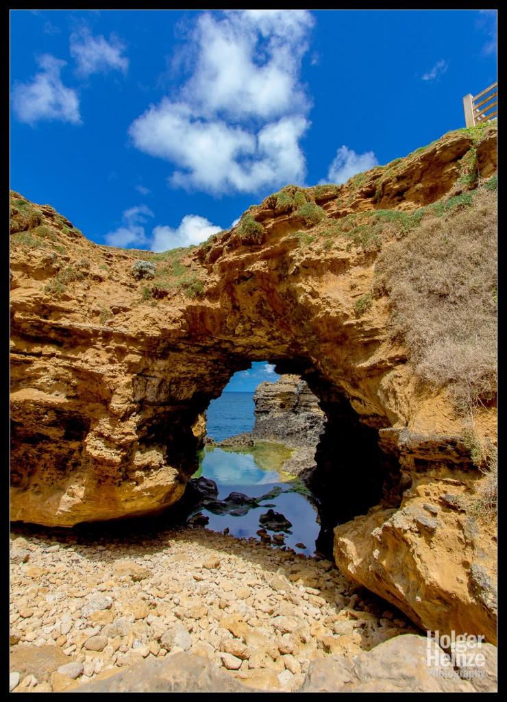 """""""The grotto"""" Super Weitwinkel - Great Ocean Road"""