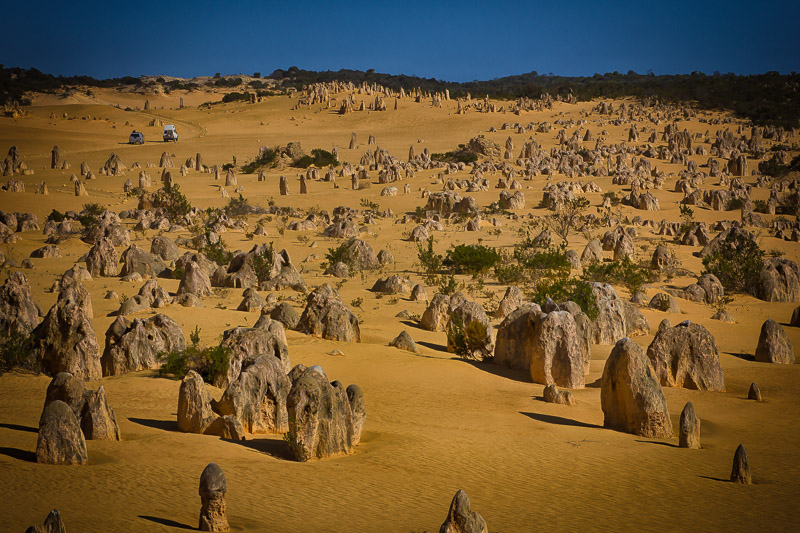 Oktober 2013: Pinnacles, Western Australia